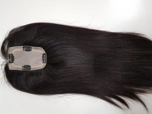 תוספת שיער עם קליפסים